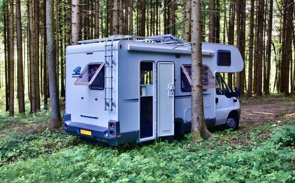 How to Repair a Torn Camper Awning - Camper Rving